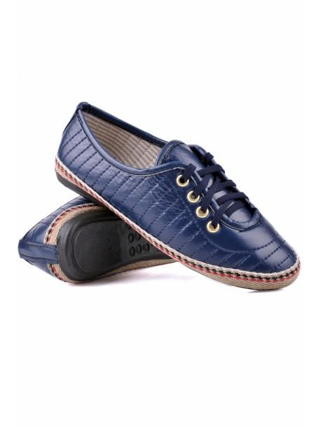 Pantofi Beky albastri