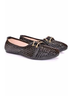 Pantofi Greisy negri