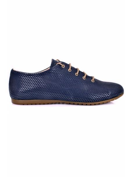 Pantofi Keisy albastri