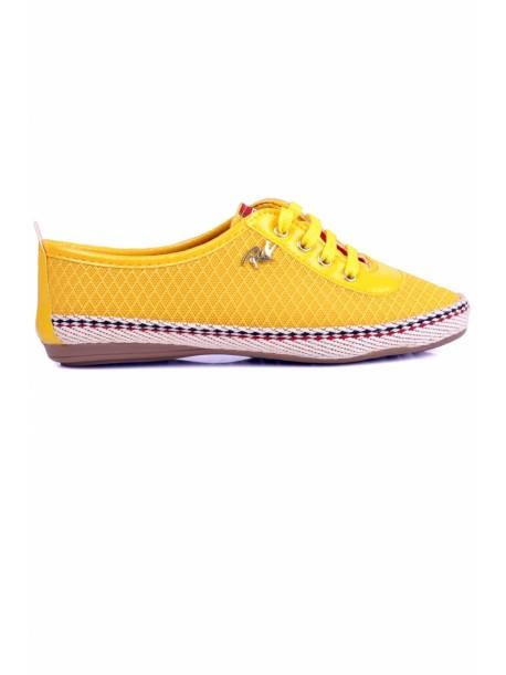 Pantofi Rihana galbeni