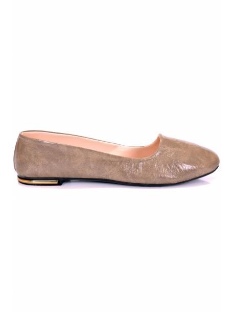 Pantofi Leyla bej