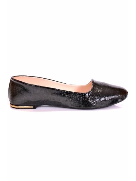Pantofi Leyla negri