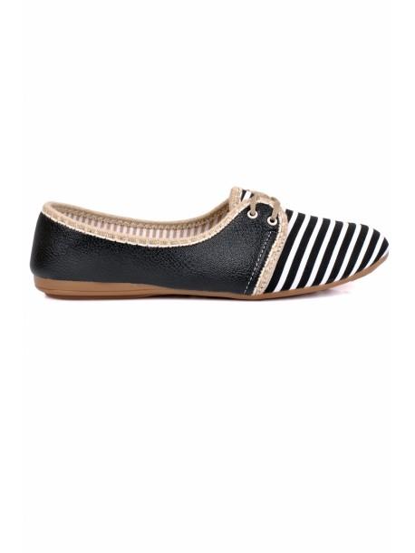 Pantofi de dama Kalya negri