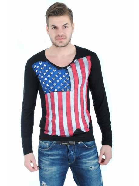 Tricou Americana
