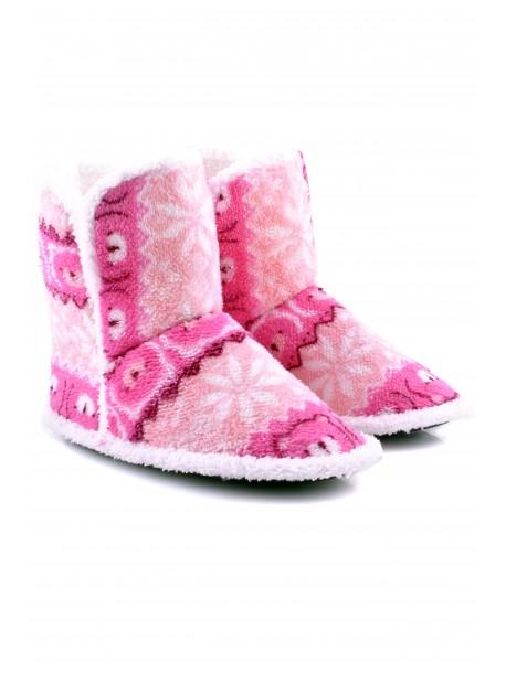 Botosei de casa roz