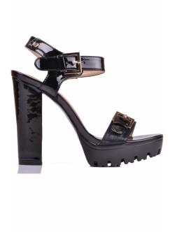 Pantofi Jenica negri