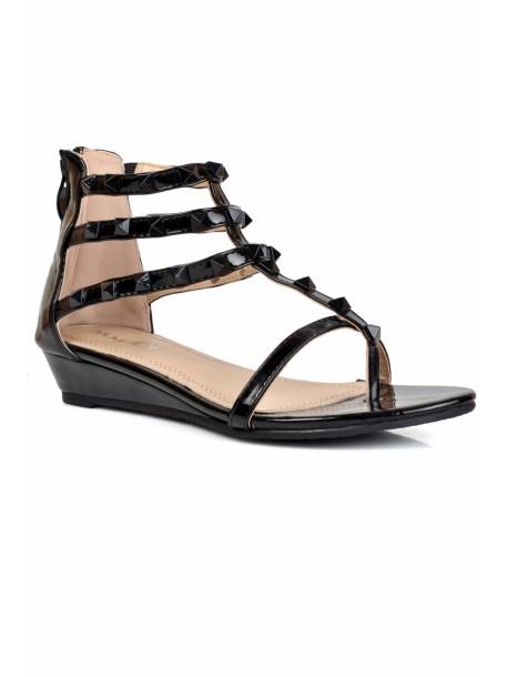 Sandale Hrisi negre