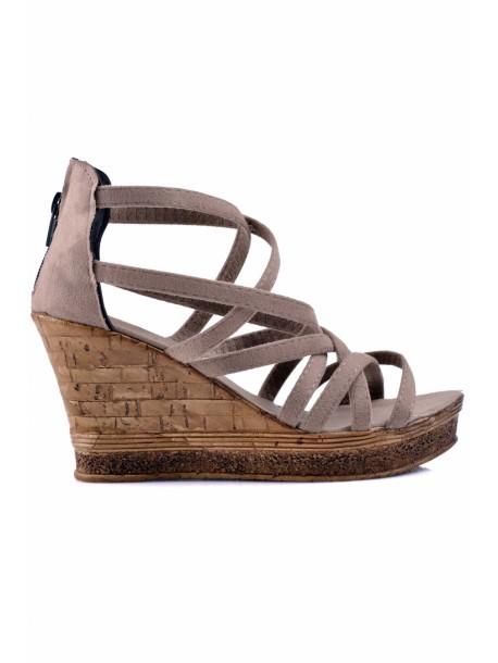 Sandale Molita bej
