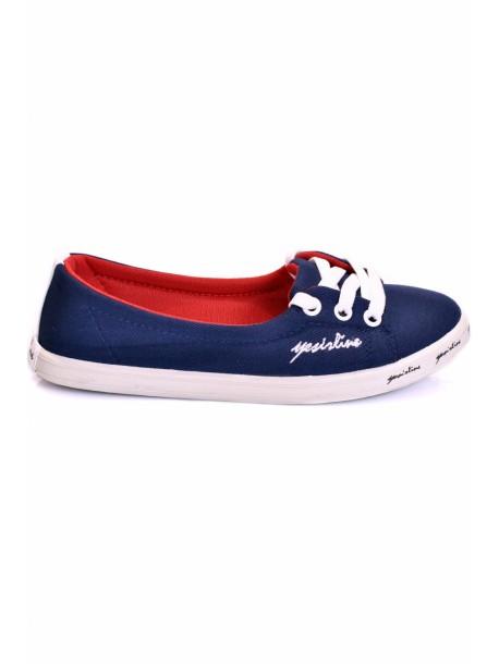 Pantofi Fani albastri