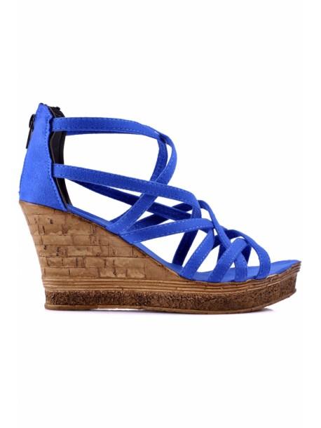 Sandale Molita albastre