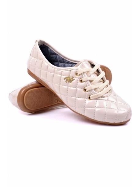 Pantofi Roana culoare sampanie