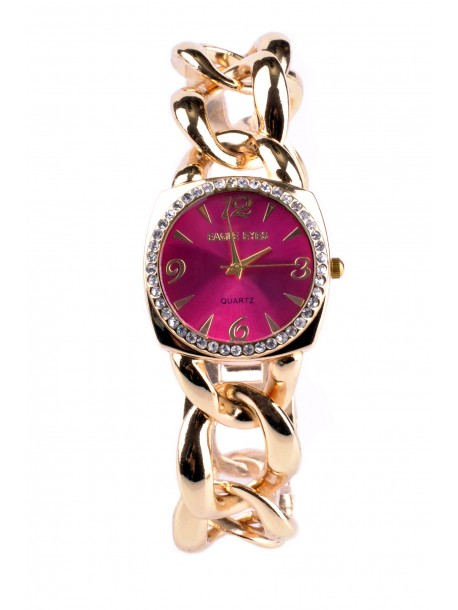 Ceas de dama Raya roz
