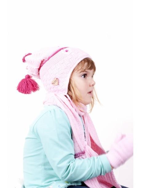 Set pentru copii Lilo roz
