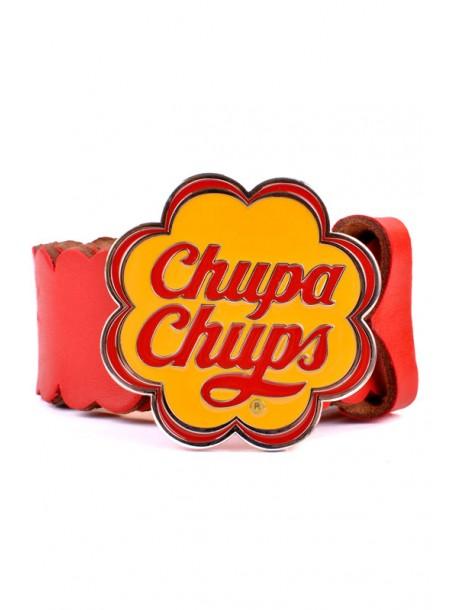 Curea de dama din piele Chupa Chups