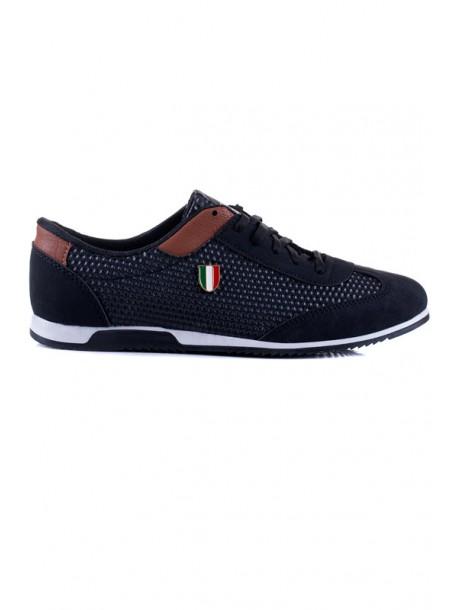 Pantofi sport Italia negri