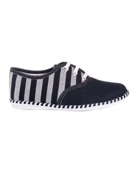 Pantofi Julieta negru