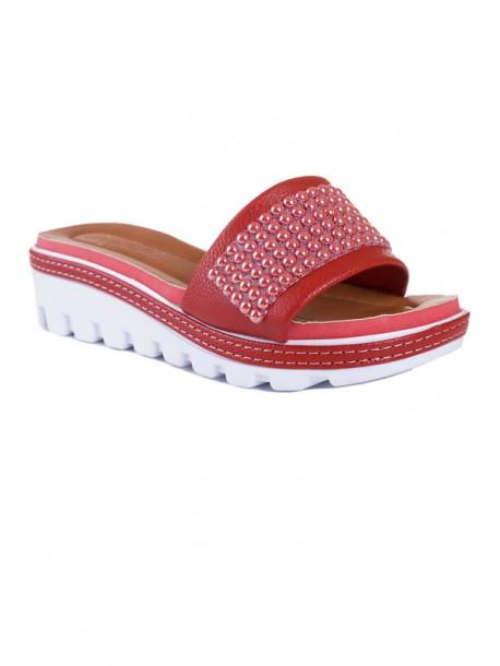 Papuci rosi Sofi