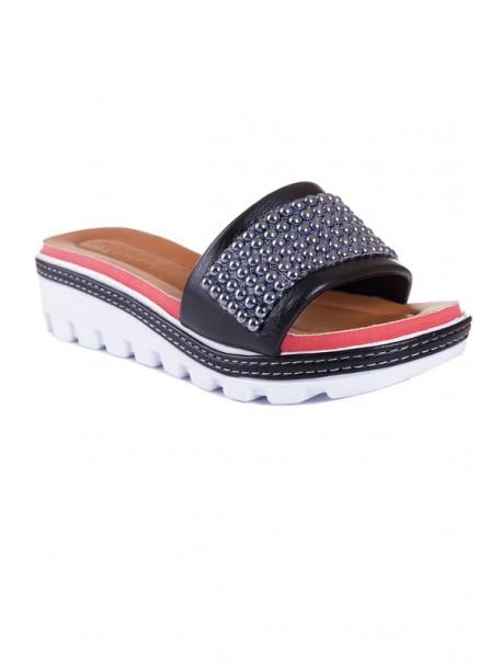 Papuci negri Sofi