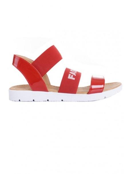Sandale Fashion rosu