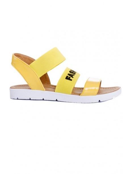 Sandale Fashion galben