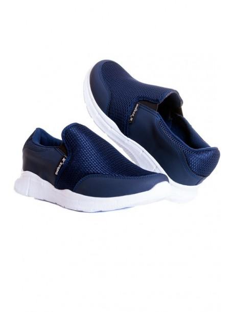 Adidasi albastri Strong