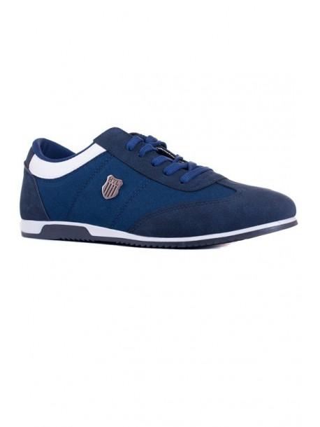 Pantofi barbatesti albastri