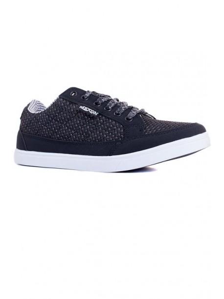 Pantofi negri Lexon
