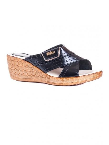 Papuci de dama cu talpa groasa