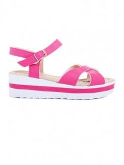 Sandale roz Lili
