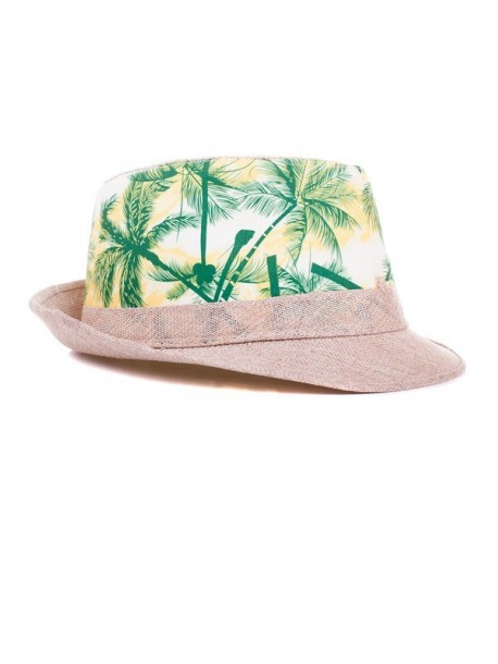 Palarie Hawaii bej