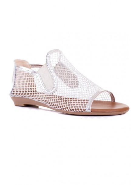 Sandale argintii Katya