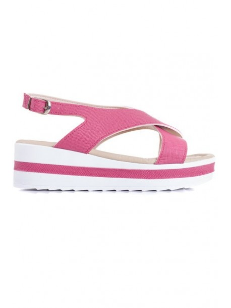 Sandale de dama Ira - roz