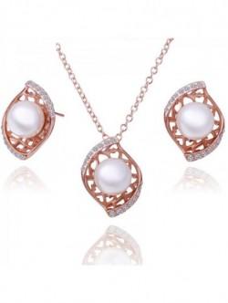 Set de dama cu perle