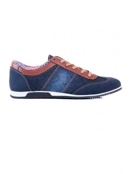 Pantofi din denim