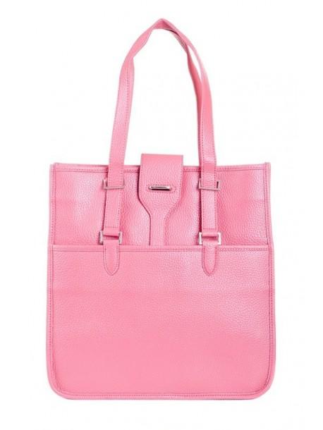 Geanta de dama roz