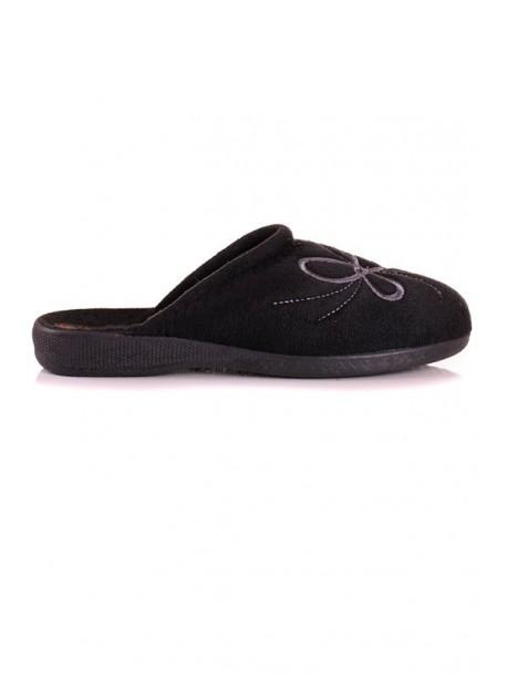 Papuci de casa - negru