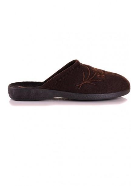 Papuci de casa - maro
