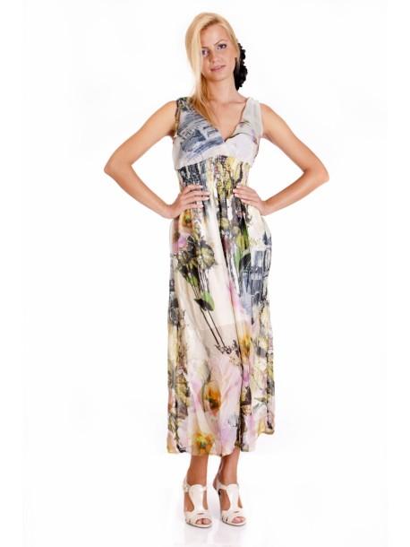 Rochie lunga Katia