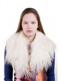 Guler din piele naturala - Lama