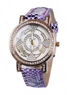 Ceas de dama Haidi cu cristale