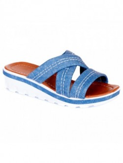 Papuci Melisa - Albastru