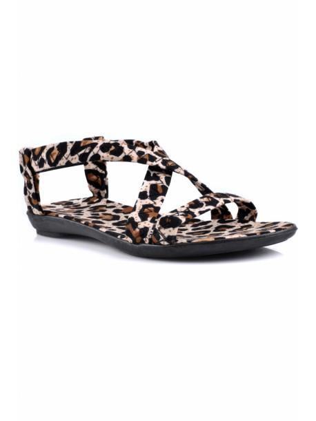 Sandale Andi Leopard