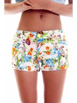 Pantaloni scurti Flora