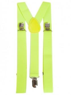 Bretele pentru femei - galben