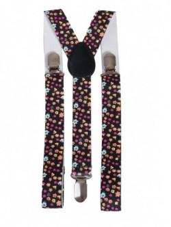 Bretele pentru femei - cu floricele