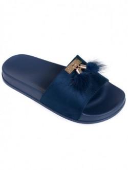 Papuci de dama - albastru