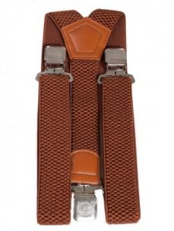 Bretele de lux - camel