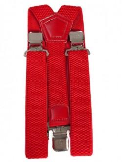 Bretele de lux - rosu