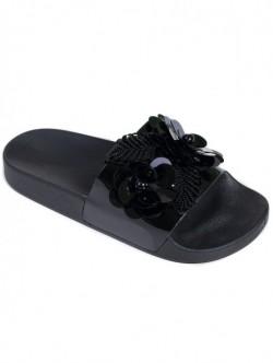 Papuci de dama cu paiete