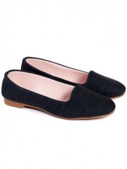 Pantofi fara toc - negru